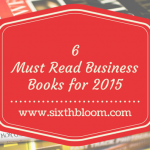 6 Must Read Business Books for 2015