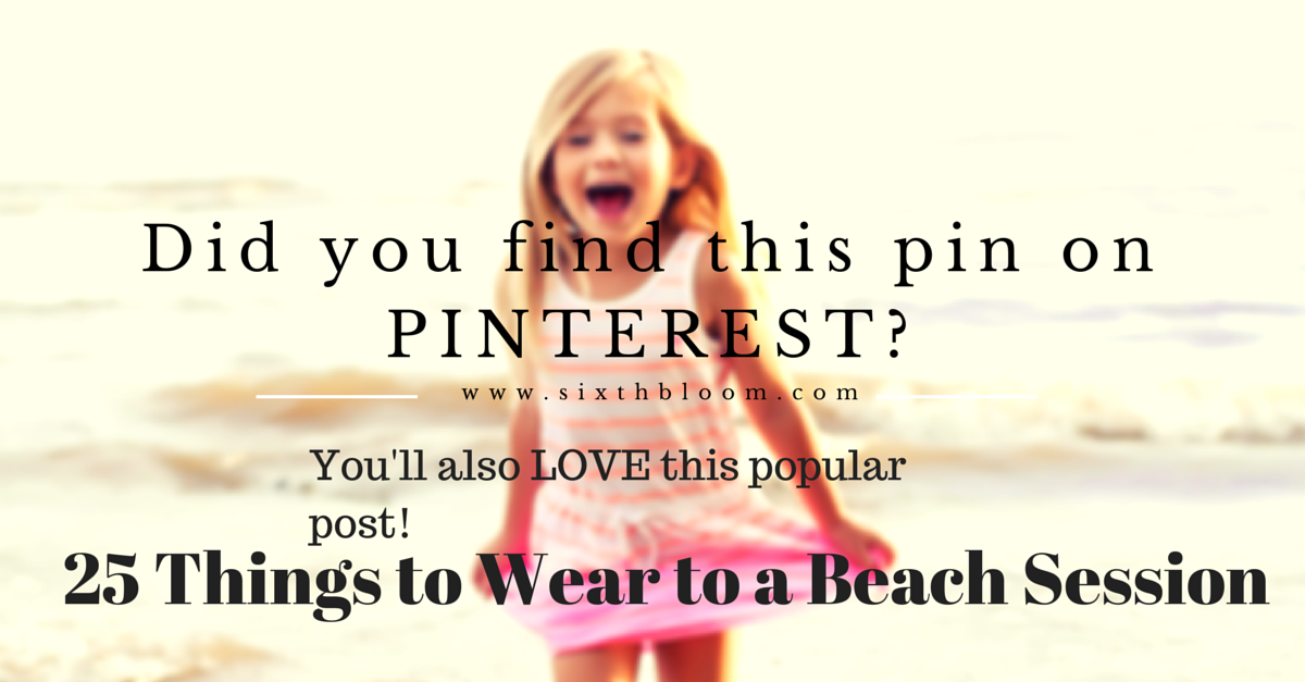 Did you find this pin on PINTEREST?