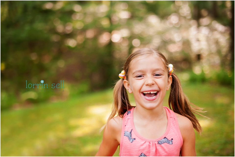 How to Successfully Photograph Your Childs Outdoor Play
