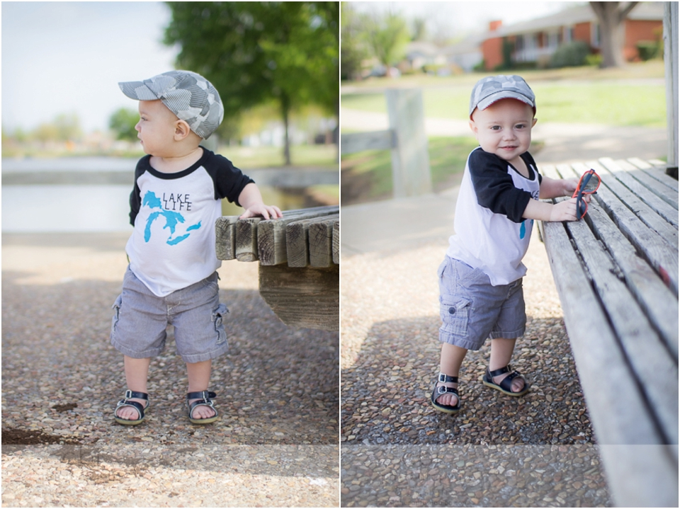 tricks for one year old pictures