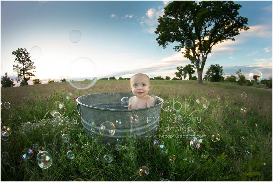 11 Secrets to Successfully Photograph a One Year Old