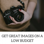 Putting your kit lens to work- getting great images on a low budget
