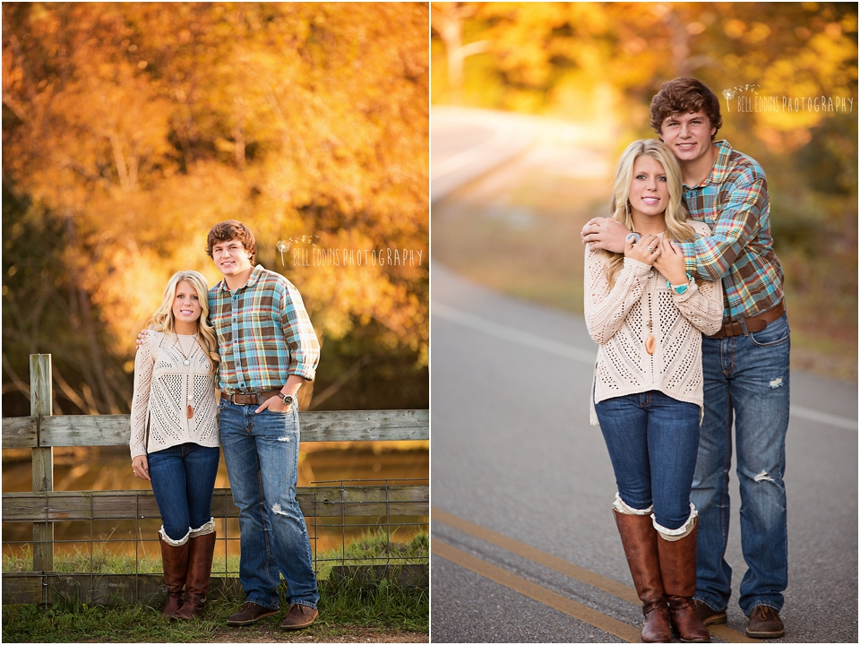 What to wear for fall family pictures