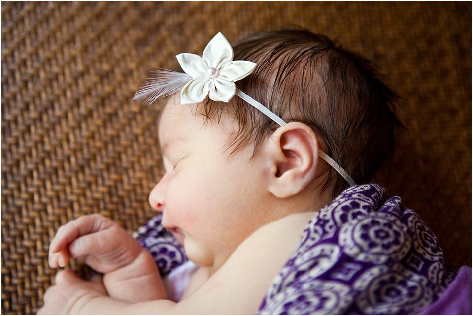 DIY Newborn Props