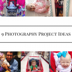 9 Photography Project Ideas for 2016