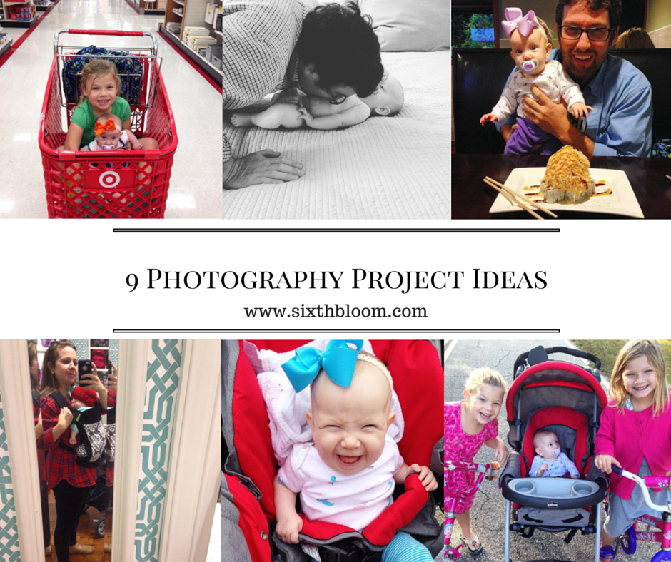 9 Photography Project Ideas