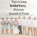 6 Tips to Keep Bridal Party Photos Smooth and Fresh