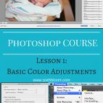 The basics of Photoshop: Photoshop 101