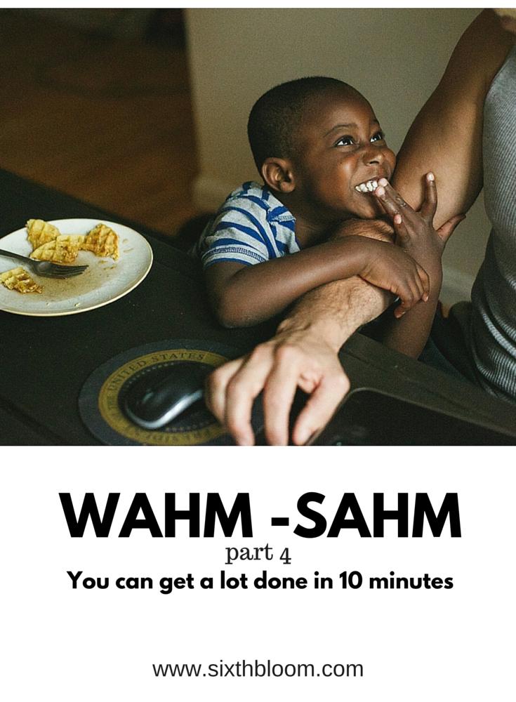 WAHM -SAHM