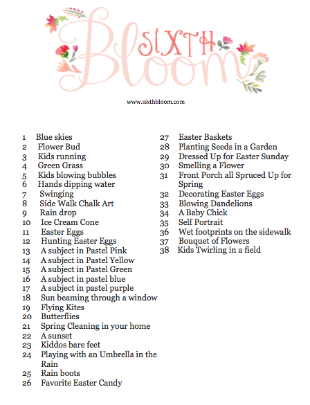 spring_pictures_checklist_2016