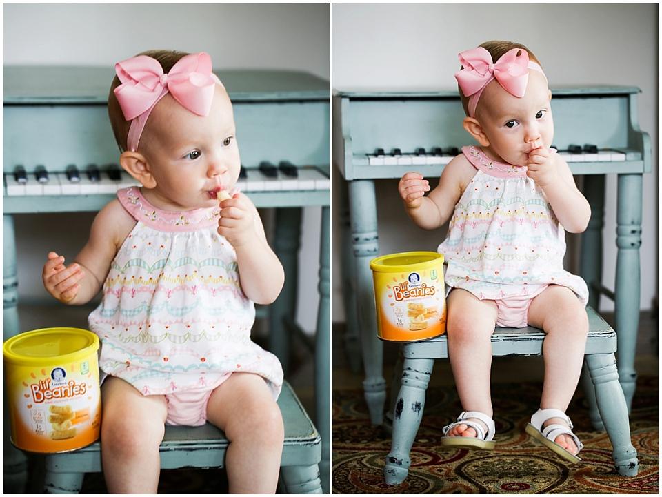 gerber baby snacks