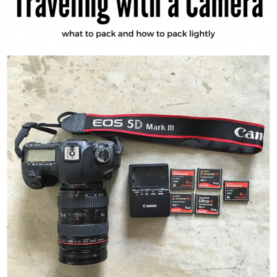 6 Tips for Traveling with a Kid & a Camera