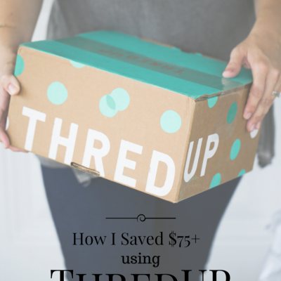 Fall Fashion with ThredUP
