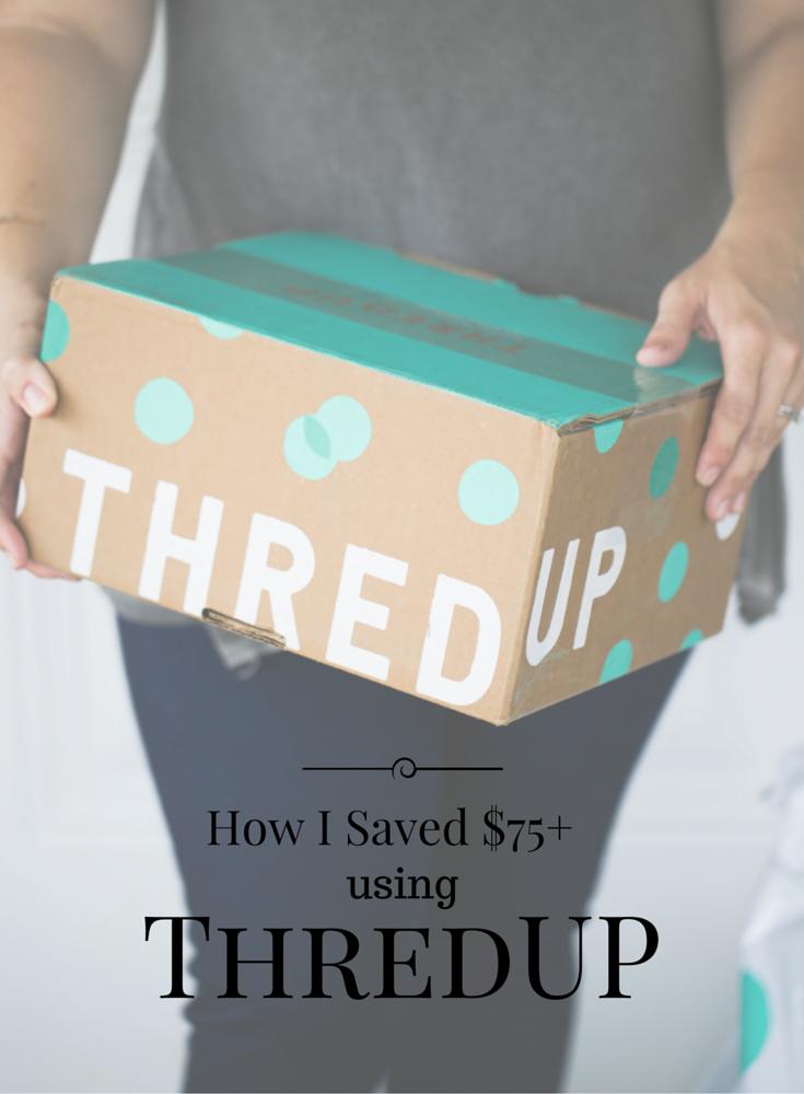 How I Saved $75+