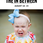 The In Between   Photo Contest