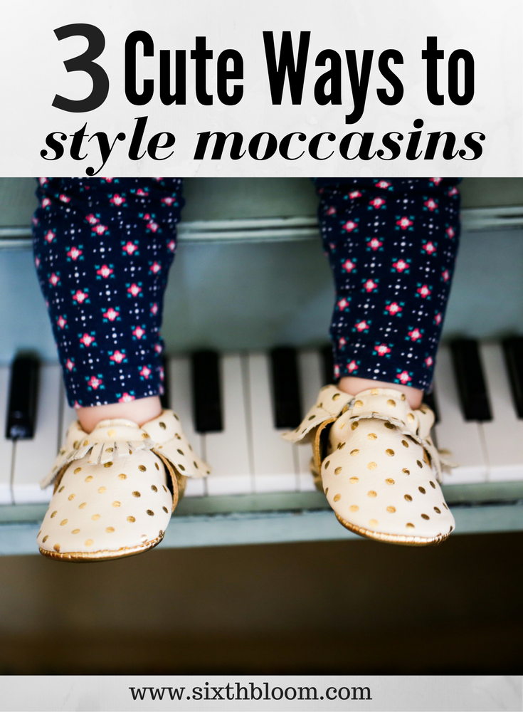 how to style moccasins