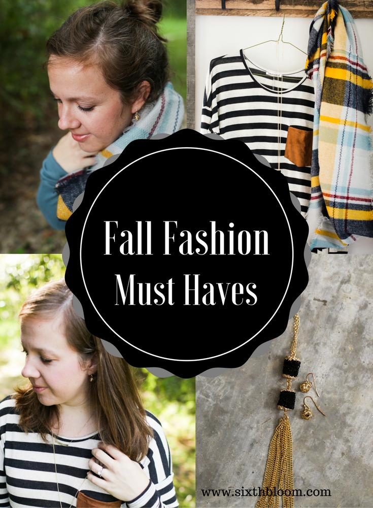 2016 fall fashion