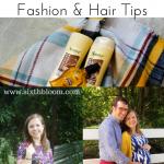 PostPartum Hair & Fashion Tips