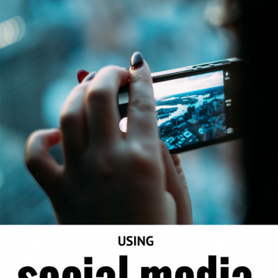 Using Social Media Wisely for a Photography Business