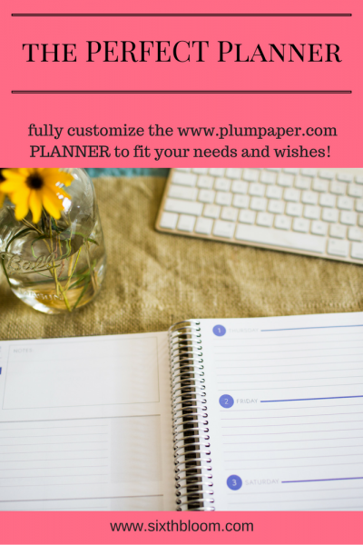 Plum Planner Review