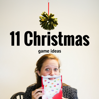 11 Holiday Games for Adults