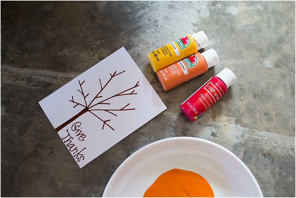 easy fall kids craft