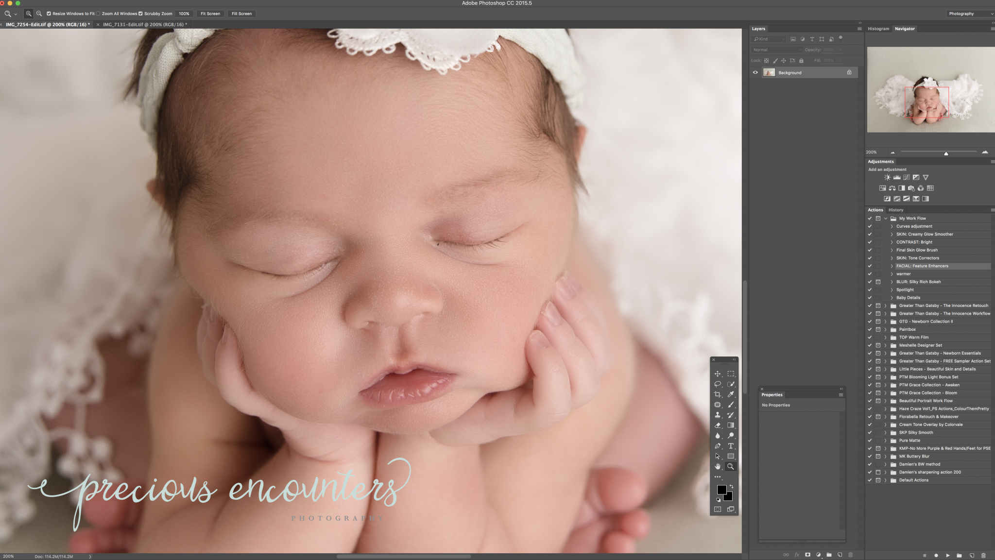 Ultimate Guide To Editing Newborn Skin Sixth Bloom Lifestyle