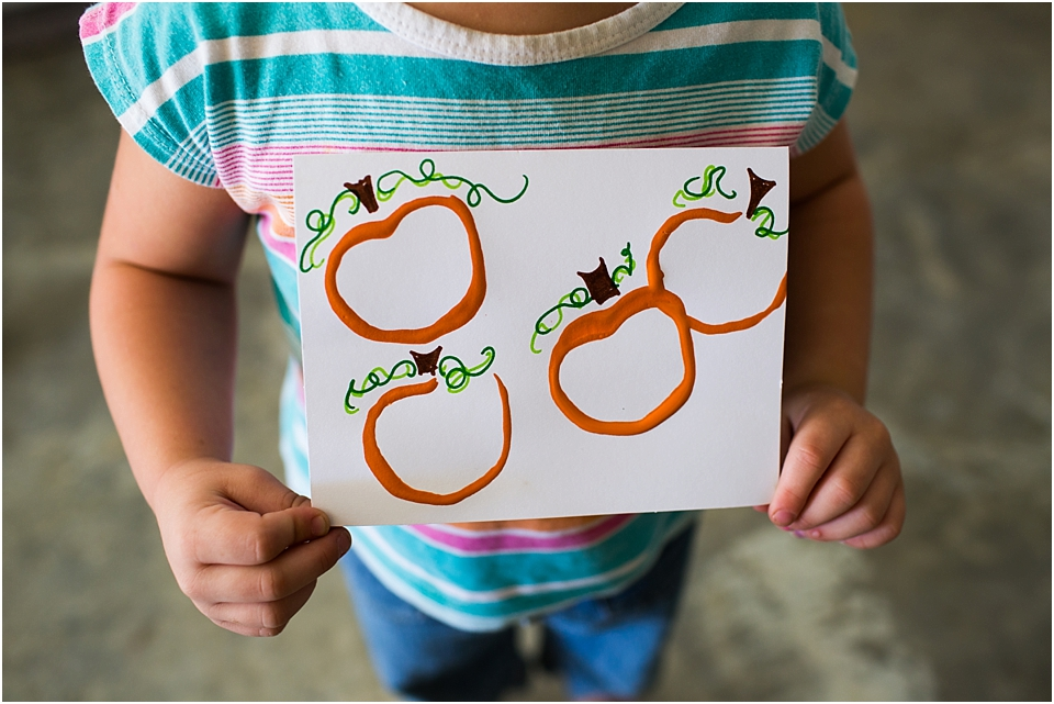 kids card craft