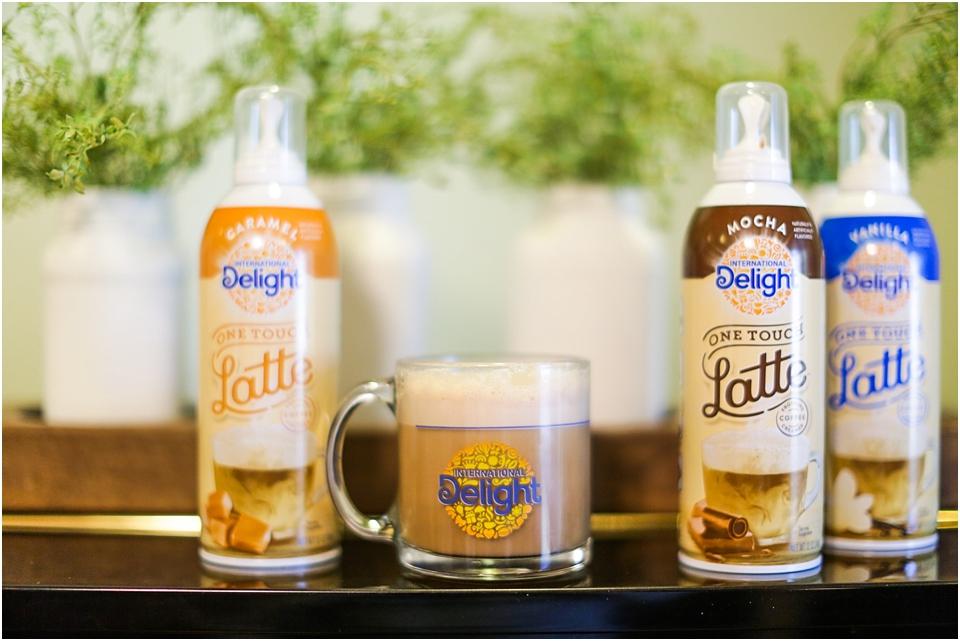 delight latte