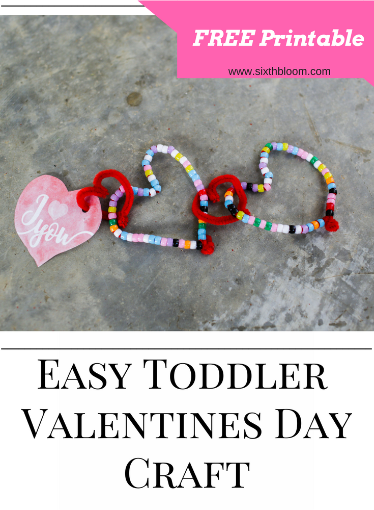 easy cheap toddler craft