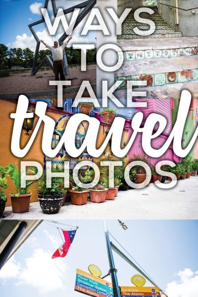 how to take travel photos