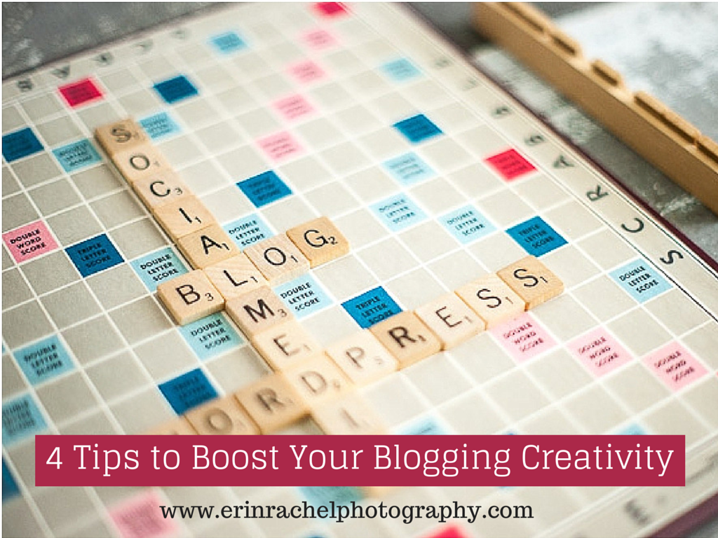 4 Tips to Boost Your Blogging Creativity