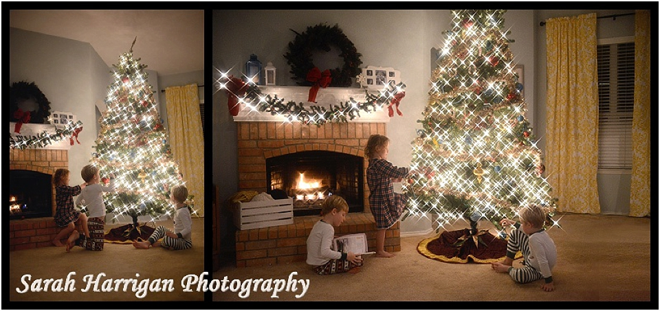 A Mom's Guide to Capturing Christmas at Home