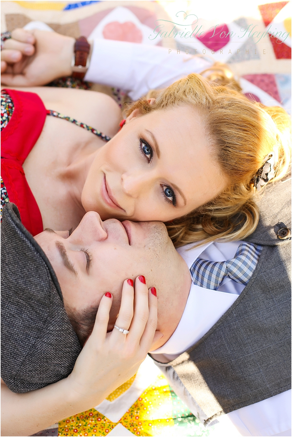 7 Posing Tips for Engagement Portraits