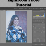 Lightroom Photo Tutorial White Balance