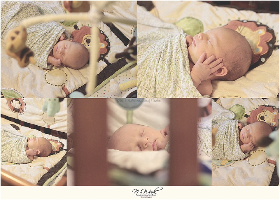 Newborn Styled Session vs. Lifestyle Sessions