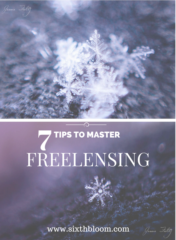 7 Tips to Master Freelensing