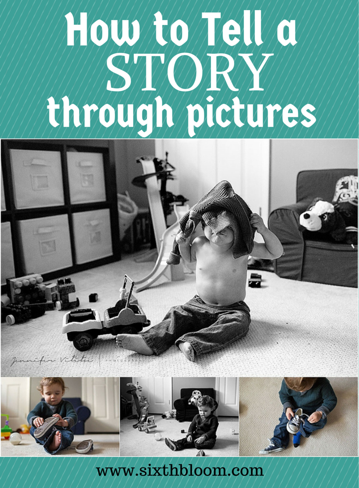 Powerful Ways – How to Tell a Story Through Pictures