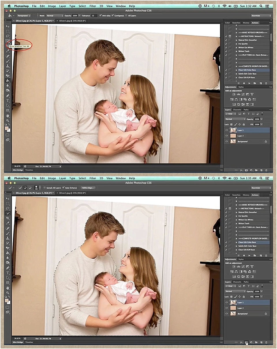 FREE Tutorial Changing an Ugly Background in your Picture