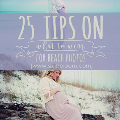 25 Tips on What to Wear for Beach Pictures