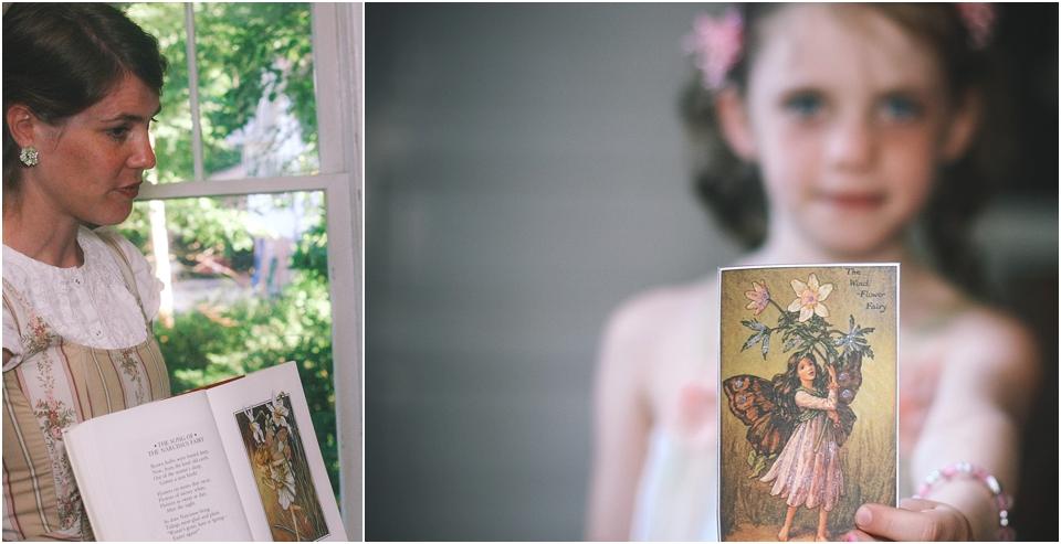 fairy photography shoot