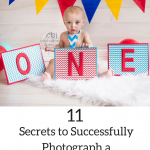 tips for one year old pictures
