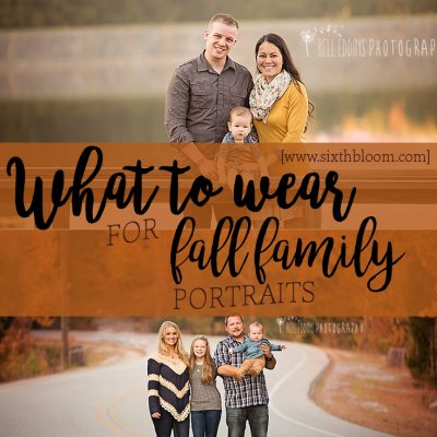 91 Ideas for What to Wear for Fall Family Photos
