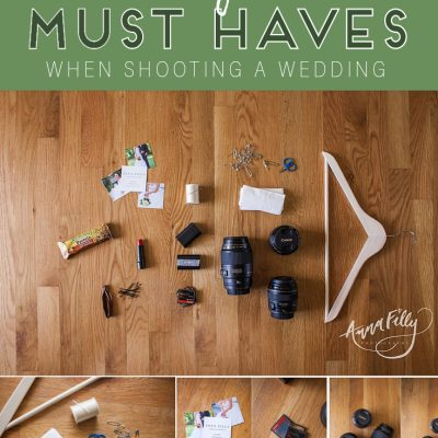 10 Extras: Shooting a Wedding for the First Time