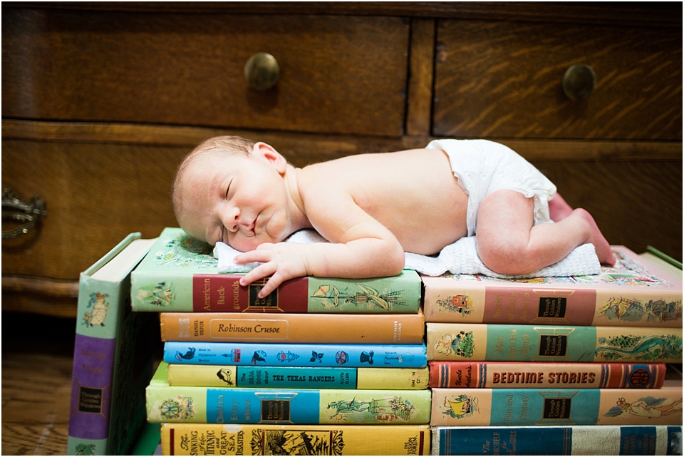 DIY Baby Picture props