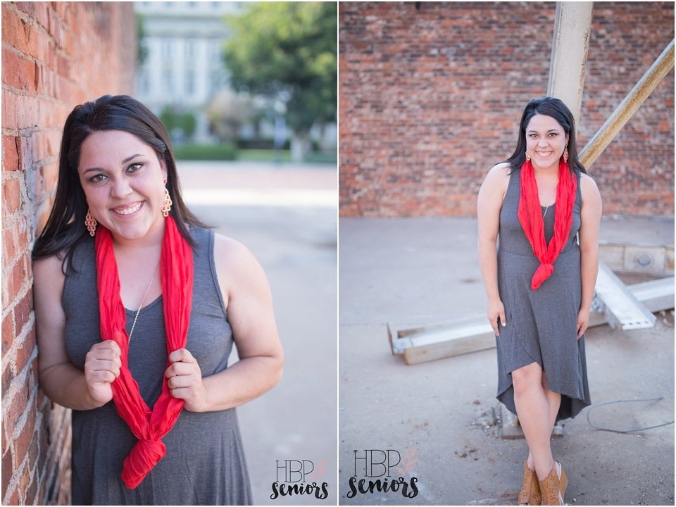 girls senior session guide