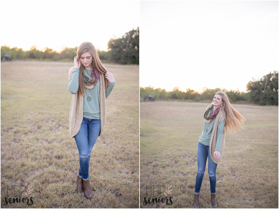 high school senior session guide