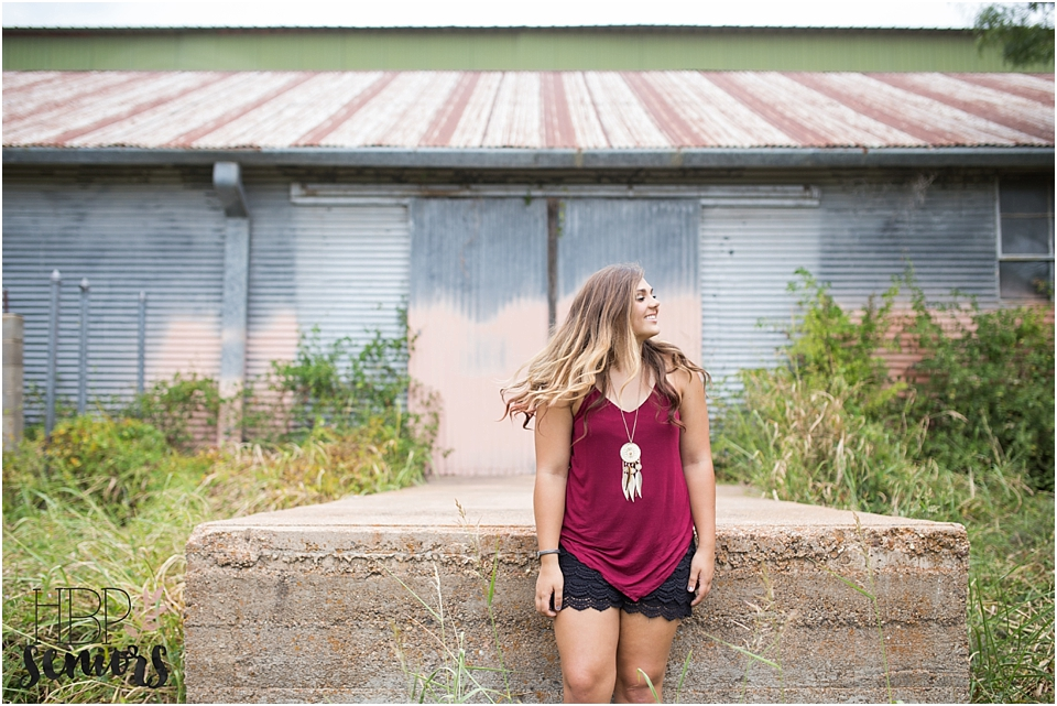 fall senior girl session guide