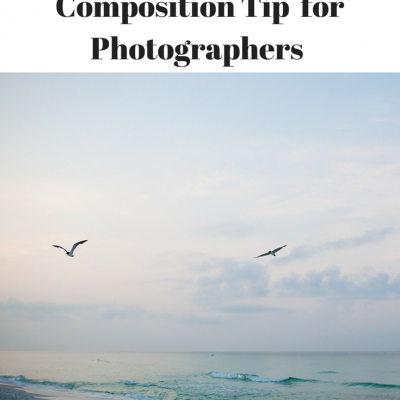 Tips on how to take a picture with Negative Space