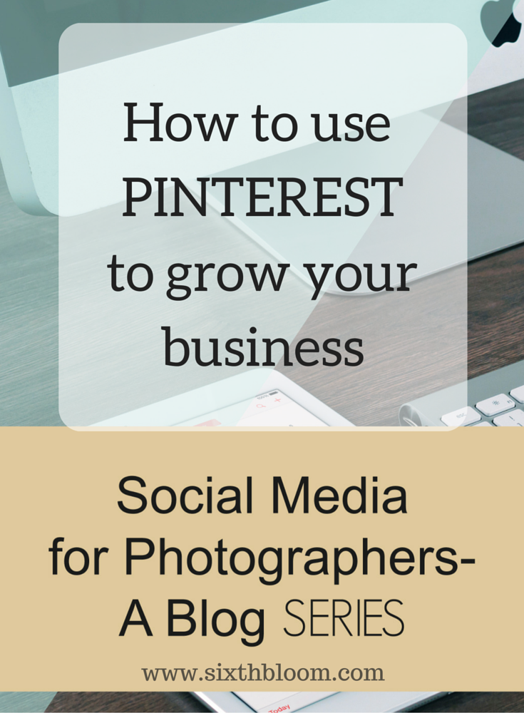 business with social media pinterest